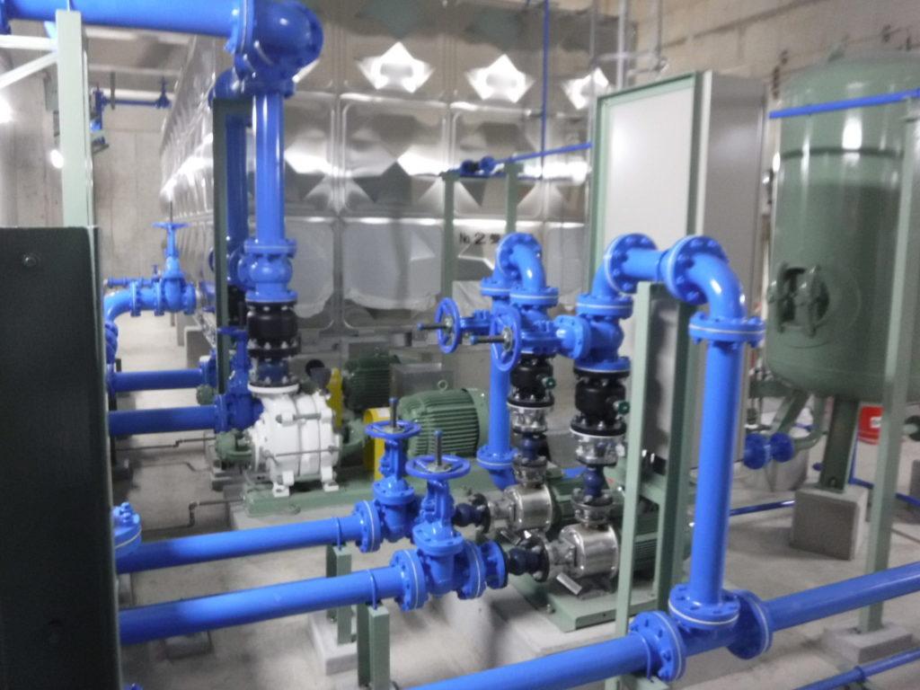 用水設備工事